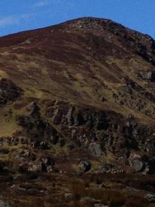 Comeragh Peak Apr '13-8