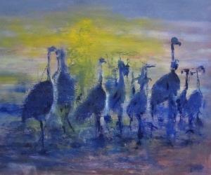 Flamingo Mess